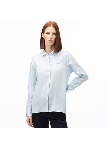 Lacoste Gömlek Mavi